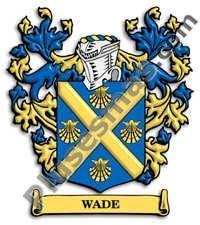 Escudo del apellido Wade