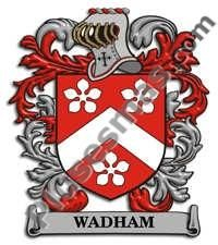 Escudo del apellido Wadham
