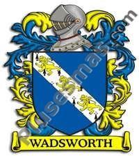 Escudo del apellido Wadsworth