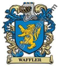 Escudo del apellido Waffler