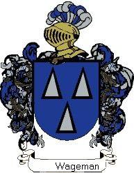 Escudo del apellido Wageman