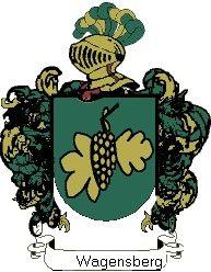 Escudo del apellido Wagensberg