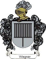 Escudo del apellido Wagner