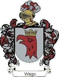 Escudo del apellido Wago