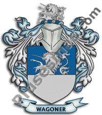 Escudo del apellido Wagoner