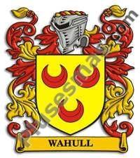 Escudo del apellido Wahull