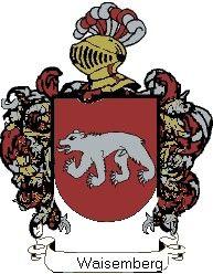 Escudo del apellido Waisemberg