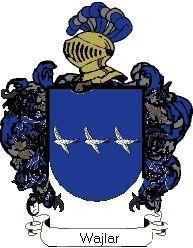 Escudo del apellido Wajlar