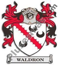 Escudo del apellido Waldron