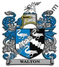 Escudo del apellido Walton