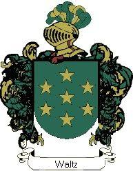 Escudo del apellido Waltz