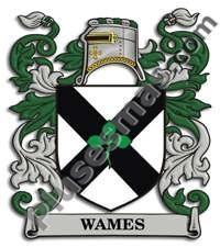 Escudo del apellido Wames