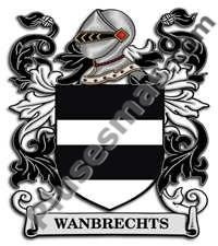 Escudo del apellido Wanbrechts