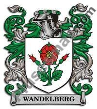 Escudo del apellido Wandelberg