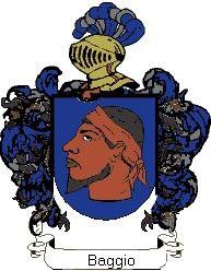Escudo del apellido Baggio