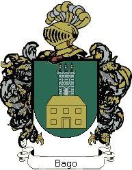 Escudo del apellido Bago