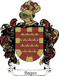 Escudo del apellido Bagos