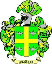 Escudo del apellido Báguena