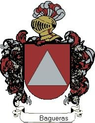 Escudo del apellido Bagueras