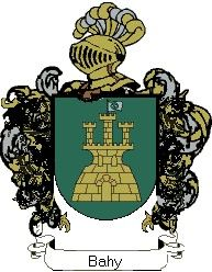 Escudo del apellido Bahy