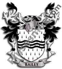 Escudo del apellido Bailey