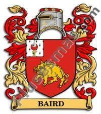 Escudo del apellido Baird