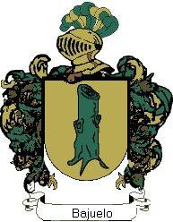 Escudo del apellido Bajuelo