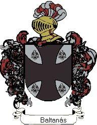 Escudo del apellido Baltanás