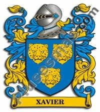 Escudo del apellido Xavier