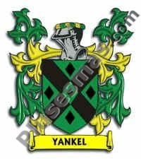 Escudo del apellido Yankel