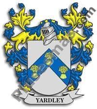 Escudo del apellido Yardley