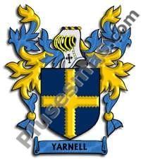 Escudo del apellido Yarnell