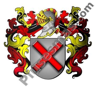 Escudo del apellido Yelamos