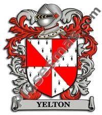 Escudo del apellido Yelton
