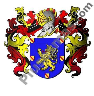 Escudo del apellido Yepes
