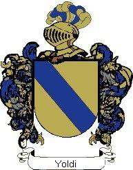 Escudo del apellido Yoldi