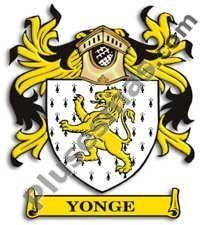 Escudo del apellido Yonge