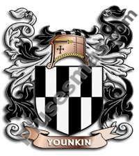 Escudo del apellido Younkin