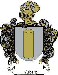 Escudo del apellido Yubero