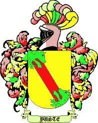Escudo del apellido Yuste