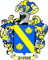 Escudo del apellido Yvetot