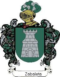 Escudo del apellido Zabaleta