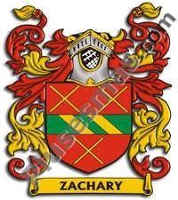 Escudo del apellido Zachary
