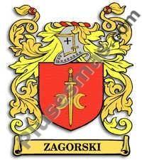 Escudo del apellido Zagorski