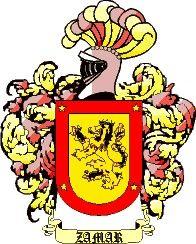 Escudo del apellido Zamar