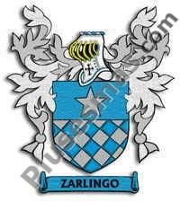 Escudo del apellido Zarlingo