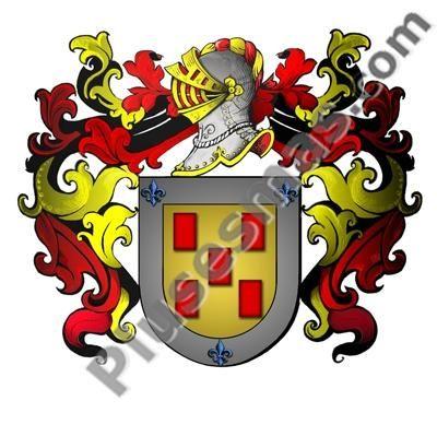 Escudo del apellido Cabañeros