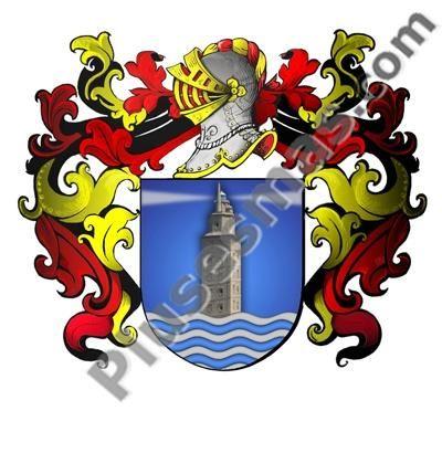 Escudo del apellido Tarrasón