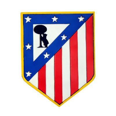 Escudo del apellido Club Atlético de Madrid