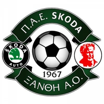 Escudo del apellido Skoda Xanthi